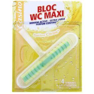 Bloc wc - Maxi largeur - Fraicheur citron 43g