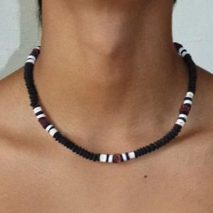 collier homme surf