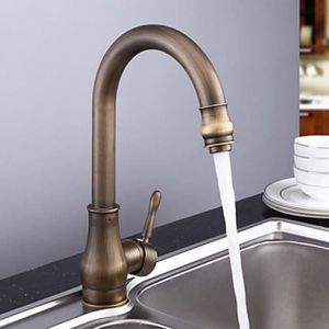 robinet de cuisine laiton achat vente robinet de cuisine laiton pas cher cdiscount. Black Bedroom Furniture Sets. Home Design Ideas