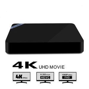 LECTEUR MULTIMÉDIA Mini M8S TV Box Amlogic S905 Android 5.1 WiFi Blue