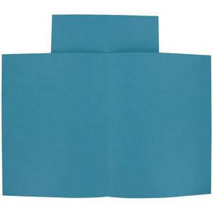 CHEMISE - SOUS-CHEMISE Chemises dossiers 250g 24x32 bleu fonce - x100