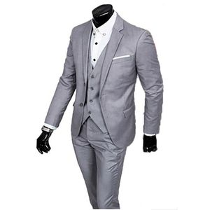 Costume homme mariage gris achat vente costume homme mariage gris pas cher les soldes sur - Costume gris mariage ...