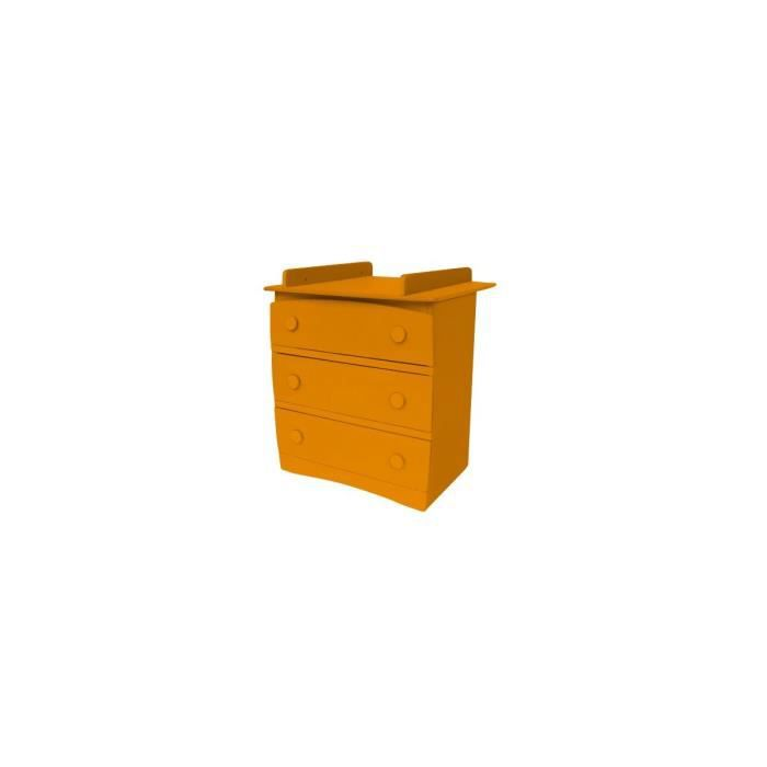 Commode 3 tiroirs table langer isla achat vente for Table a langer haute