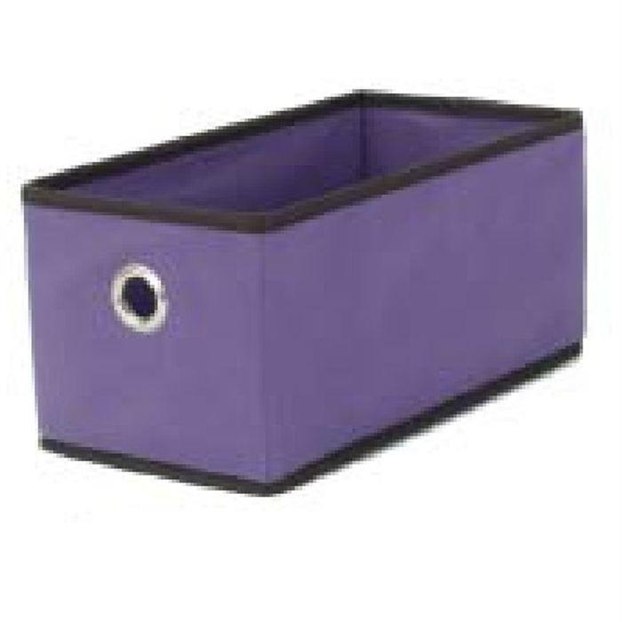 boite de rangement intisse achat vente boite de. Black Bedroom Furniture Sets. Home Design Ideas