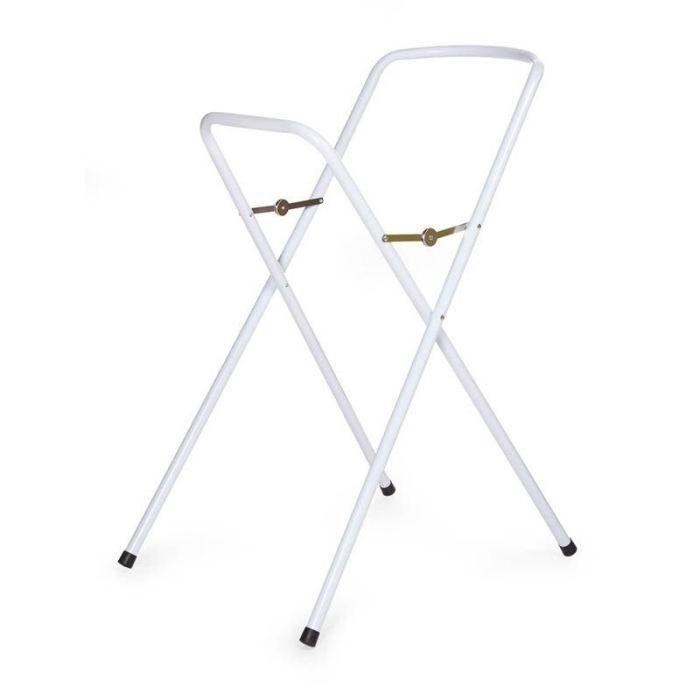 pied blanc pliant pour baignoire childwood blanc achat vente support baignoire 5420007122102. Black Bedroom Furniture Sets. Home Design Ideas