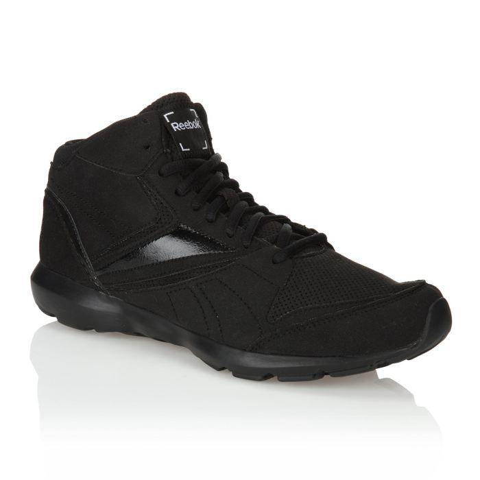 reebok chaussures de fitness studio beat mid femme Achat / Vente