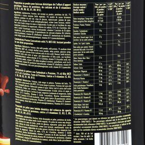 INKOSPOR Poudre Weight Gainer 2,5 Kg Chocolat