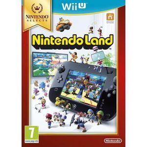 Nintendo Land Select Jeu Wii U