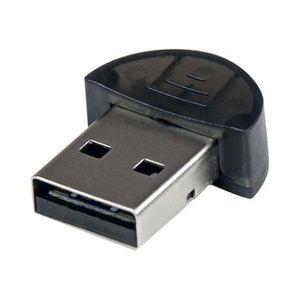 STARTECH Mini adaptateur USB Bluetooth 2.1 - Adaptateur réseau sans fil EDR Classe 2 - Clé USB Bluetooth - 10 m