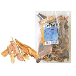 NOBBY Friandise Peau de t?te de boeuf pour chien 1kg