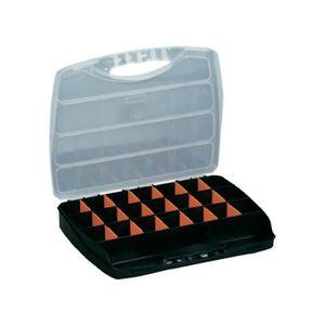 malettes de rangement avec compartiments achat vente malettes de rangement avec. Black Bedroom Furniture Sets. Home Design Ideas