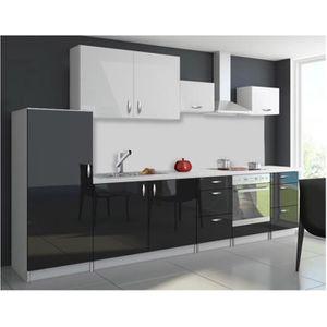 Meuble bas cuisine 45 cm achat vente meuble bas cuisine 45 cm pas cher cdiscount for Cuisine complete violet