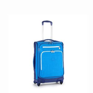 VALISE - BAGAGE Valise cabine souple Youri Spin S 55 cm Mineral Bl