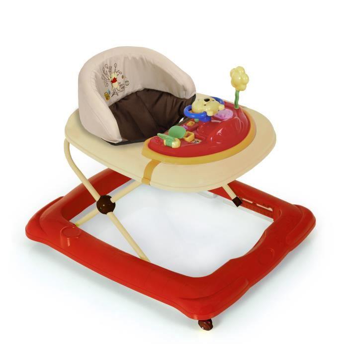 winnie trotteur player marron achat vente youpala trotteur 4007923647103 cdiscount. Black Bedroom Furniture Sets. Home Design Ideas
