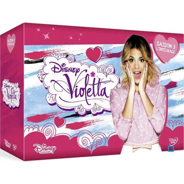 Integrale dvd violetta saison 3 en dvd s rie pas cher cdiscount - Photo de violetta saison 3 ...