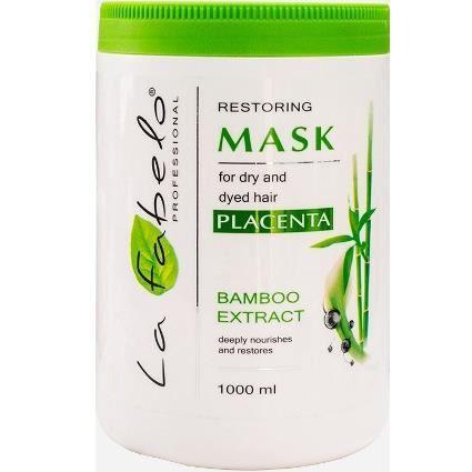 Le masque clarifiant pour les cheveux pour une heure