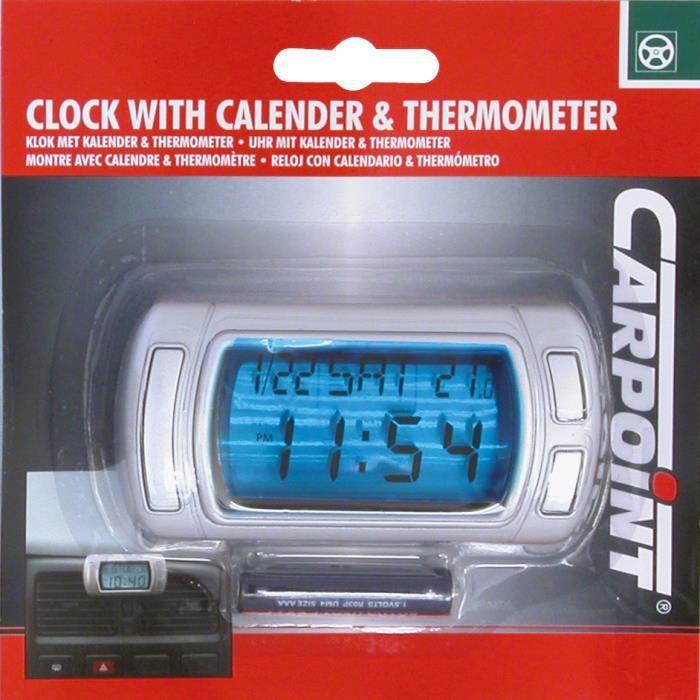 thermometre exterieur pour voiture sans fil norauto voitures. Black Bedroom Furniture Sets. Home Design Ideas