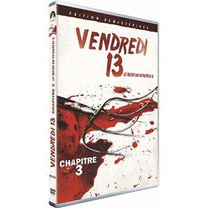 DVD FILM DVD Vendredi 13 - Chapître 3 - Le tueur du vend...