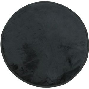 tapis rond 70cm achat vente tapis rond 70cm pas cher cdiscount. Black Bedroom Furniture Sets. Home Design Ideas