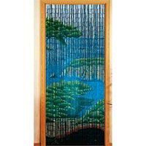 rideau en bambou baie achat vente rideau bambou fer bois cdiscount. Black Bedroom Furniture Sets. Home Design Ideas