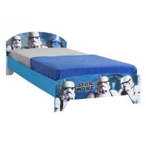 lit star wars achat vente jeux et jouets pas chers. Black Bedroom Furniture Sets. Home Design Ideas
