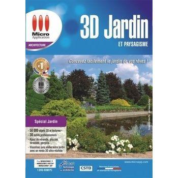 3d jardin et paysagisme logiciel pc achat vente for Amenager son jardin 3d gratuit