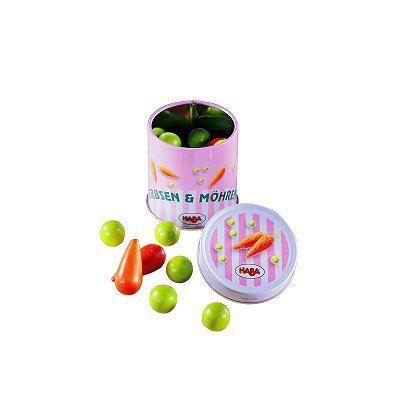 Epicerie haba petits pois et carottes en bo te achat vente marchande cdiscount - Cuisiner petit pois carotte en boite ...