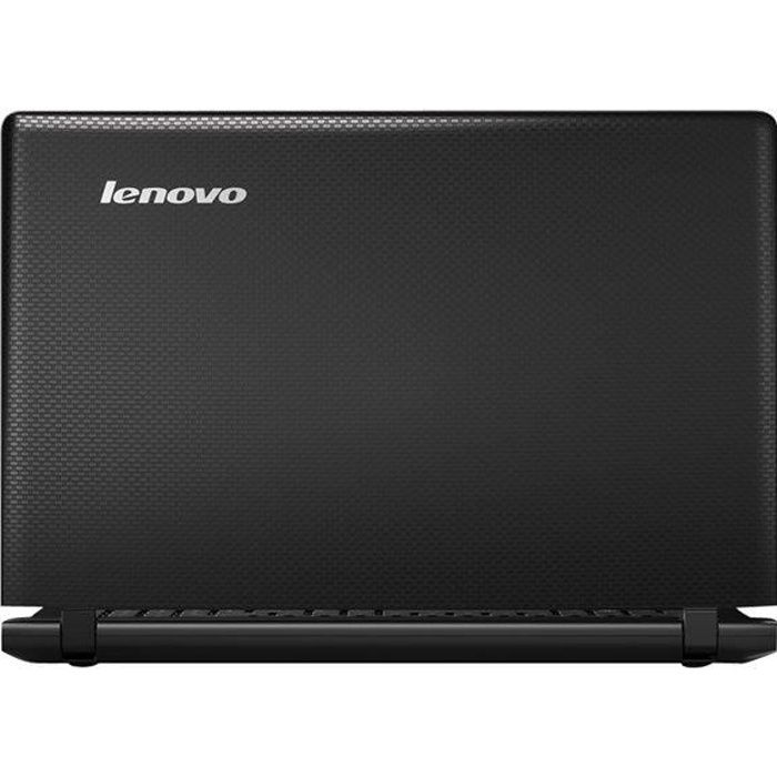 ordinateur portable lenovo 100 15ibd ideapad 2ghz i3 5005u 15 6 1366x768 noir prix pas. Black Bedroom Furniture Sets. Home Design Ideas