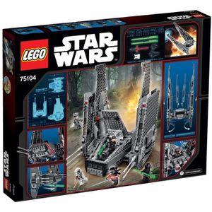 LEGO® Star Wars 75104 Le Vaisseau de Kylo Ren Command Shuttle