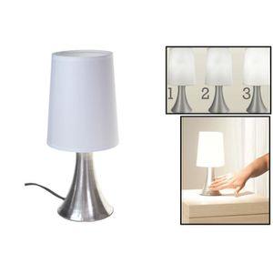 Lampe de chevet tactile achat vente lampe de chevet for Lampe de chevet tactile enfant