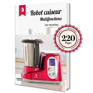 electromenager r livre recette robot cuiseur