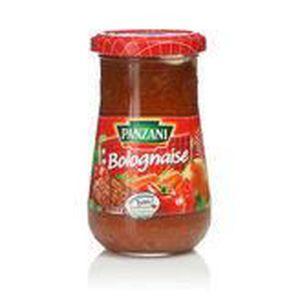 SAUCE POUR PÂTES RIZ Panzani Sauce bolognaise 210g