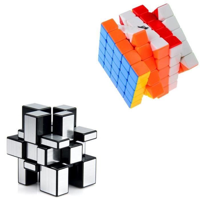 rubik 39 s cube 3x3 rubik 39 s cube 5x5 achat vente casse t te cdiscount. Black Bedroom Furniture Sets. Home Design Ideas