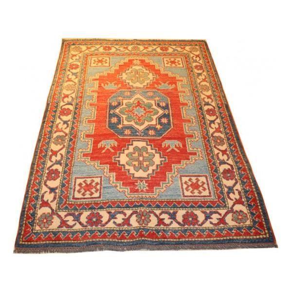 tapis kazak azerba djan fait main achat vente tapis. Black Bedroom Furniture Sets. Home Design Ideas