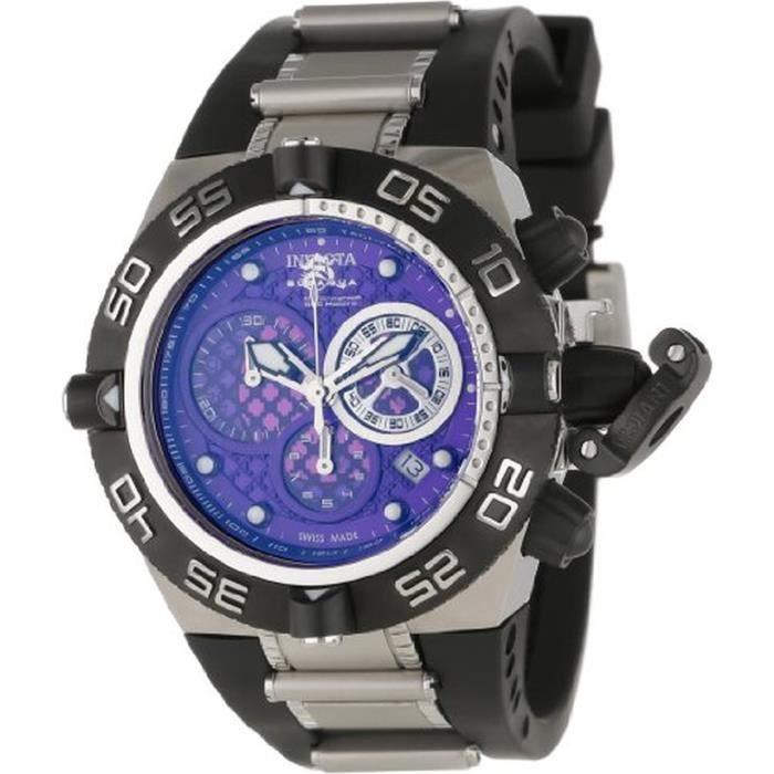 montre invicta achat vente montre montre invicta prix barr 0886678115105 cdiscount. Black Bedroom Furniture Sets. Home Design Ideas