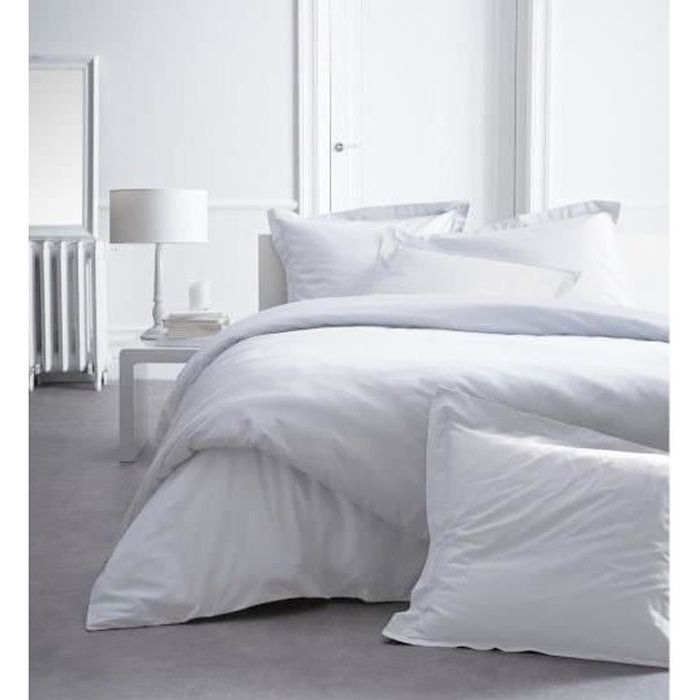 Today premium drap housse percale 140 chantilly achat for Draps housse percale