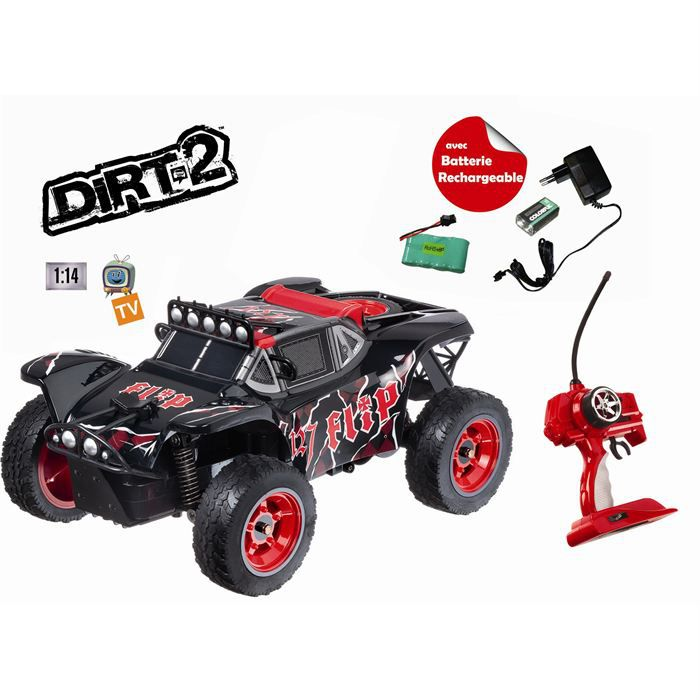 voiture radiocommand buggy dirt 2 1 14 me achat. Black Bedroom Furniture Sets. Home Design Ideas