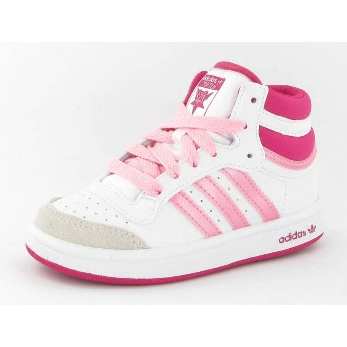 Adidas Fille Basket