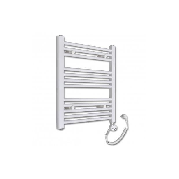 Superbe radiateur s che serviettes lectrique avec thermostat 600 x 764 mm - Thermostat seche serviette electrique ...