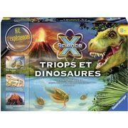 HISTOIRE - GEO RAVENSBURGER Triops Dinosaures Maxi Science X