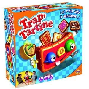 SPLASH TOYS Jeu de Société Trap'tartine