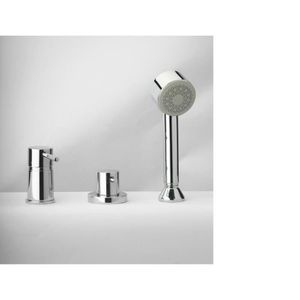mitigeur baignoire 3 trous achat vente mitigeur baignoire 3 trous pas cher cdiscount. Black Bedroom Furniture Sets. Home Design Ideas
