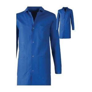 blouse de travail bleu achat vente blouse de travail bleu pas cher cdiscount. Black Bedroom Furniture Sets. Home Design Ideas
