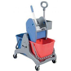chariot de lavage 2 bacs essoreuse achat vente chariot d 39 entretien chariot de lavage 2. Black Bedroom Furniture Sets. Home Design Ideas