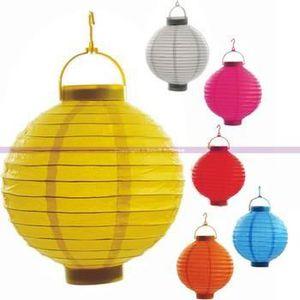 Lanterne boule led achat vente lanterne boule led pas - Suspension boule papier pas cher ...