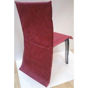 housse de chaise housses de chaise de mariage jetables paquet de 1 - Housse De Chaise Mariage Jetable
