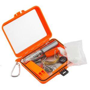 KIT DE SURVIE Kit de survie  Orange