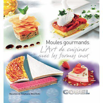 moules gourmands - l'art de cuisiner avec formes - achat / vente