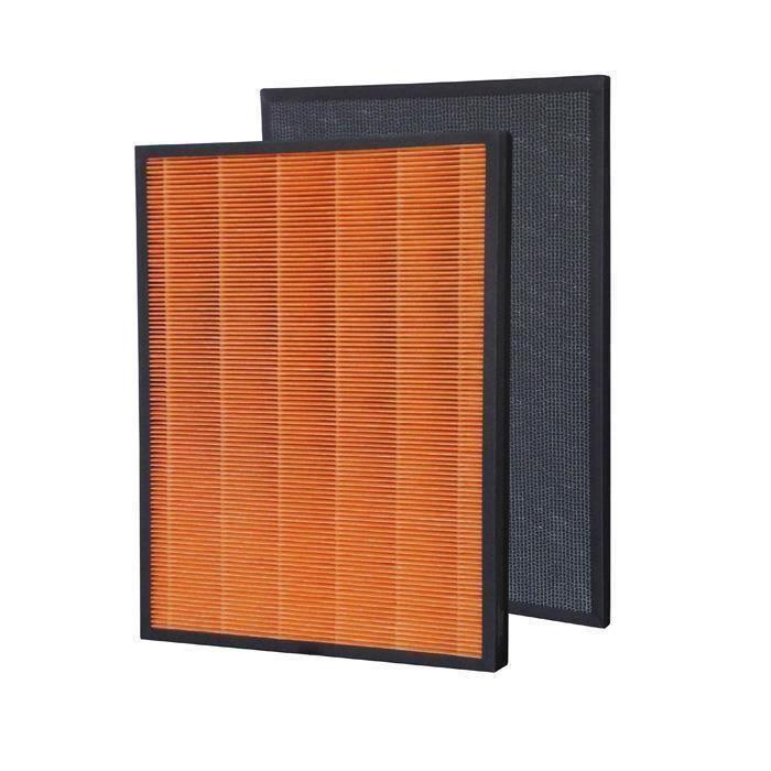Lot de filtres pour purificateur d 39 air ideal sant ap40 for Filtre a charbon actif maison