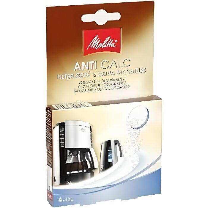 Cafetiere anti calcaire table de cuisine for Detartrer wc acide chlorhydrique